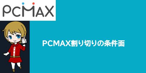 PCMAX割り切りの条件面